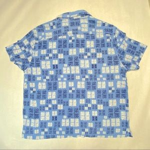 NAT NAST XL CASUAL BUTTON DOWN